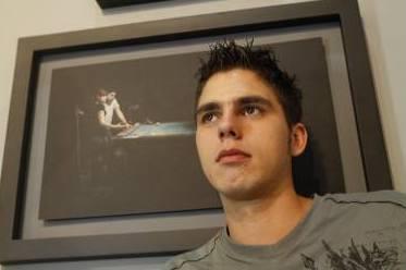 Diego Díaz Artista - Descripción: Exposicion en la galeria Naranjo y Belilla